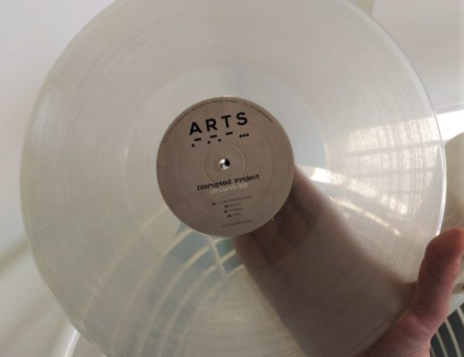 ARTS Transparent02 [Disrupted Project - Growth EP], une véritable bombe de vinyle Techno !