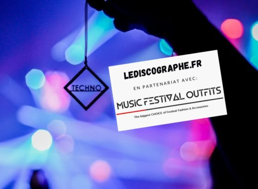 En partenariat avec Music Festival outfits : 50 Tracks Techno cultes pour ta collection de disques