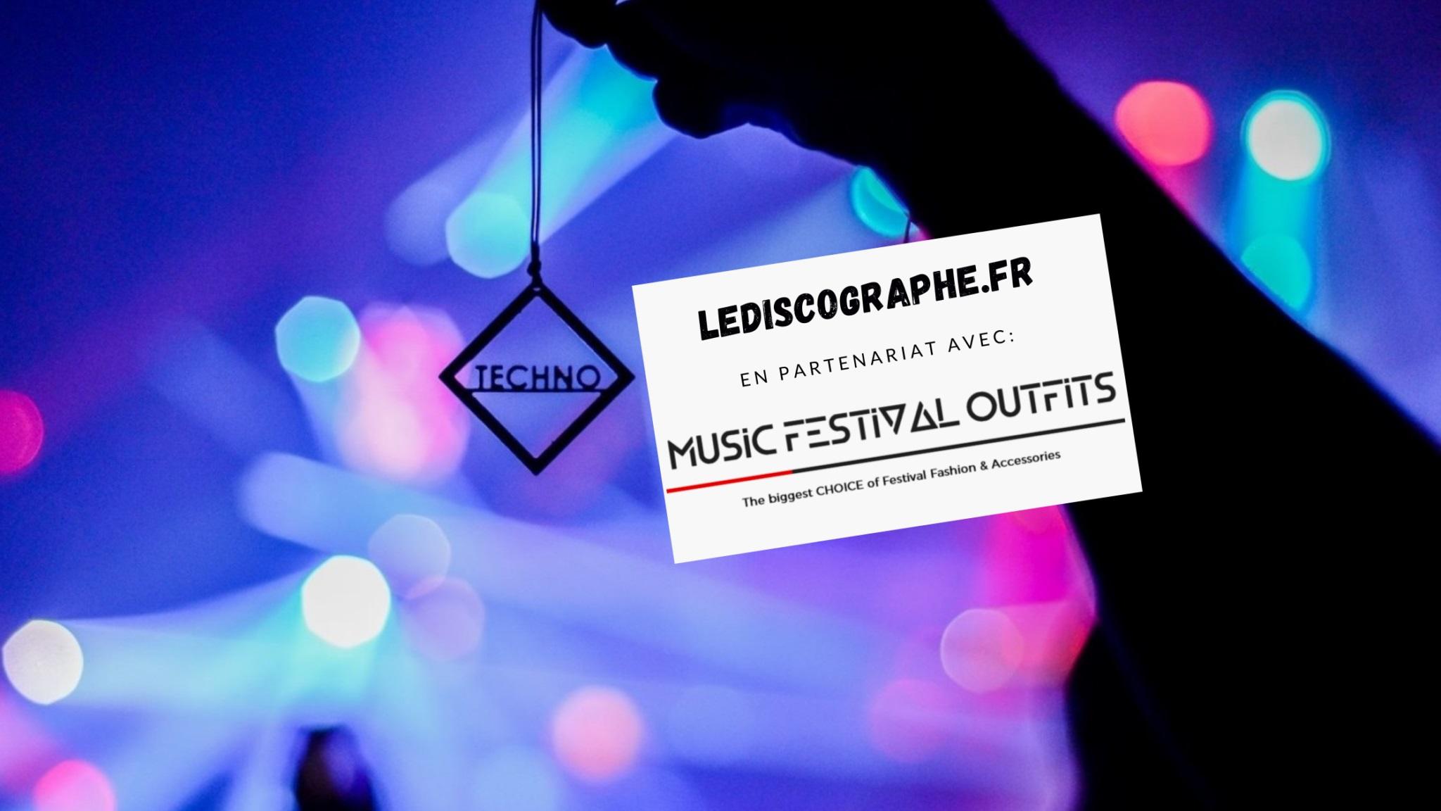 En partenariat avec Music Festival outfits : 50 Tracks Techno cultes pour ta collection de disques